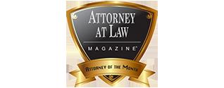 Logo: Attorney at Law Magazine